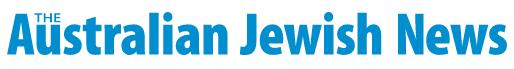 The Australian Jewish News Logo Eddy Boas